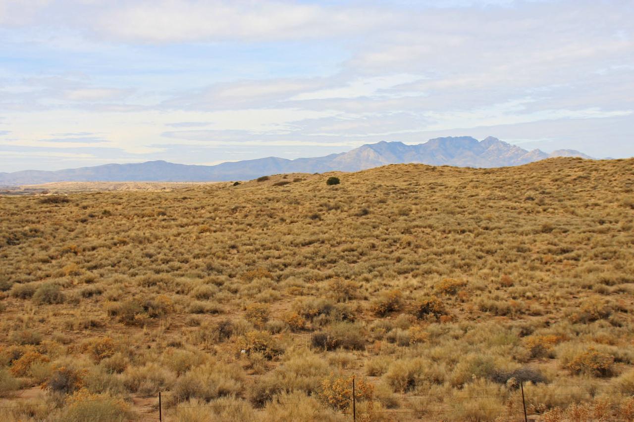 Acomilla Rest Stop - near Socorro