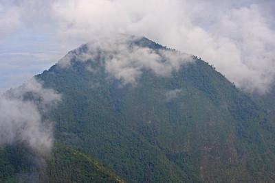 Road to Yanacocha Reserve