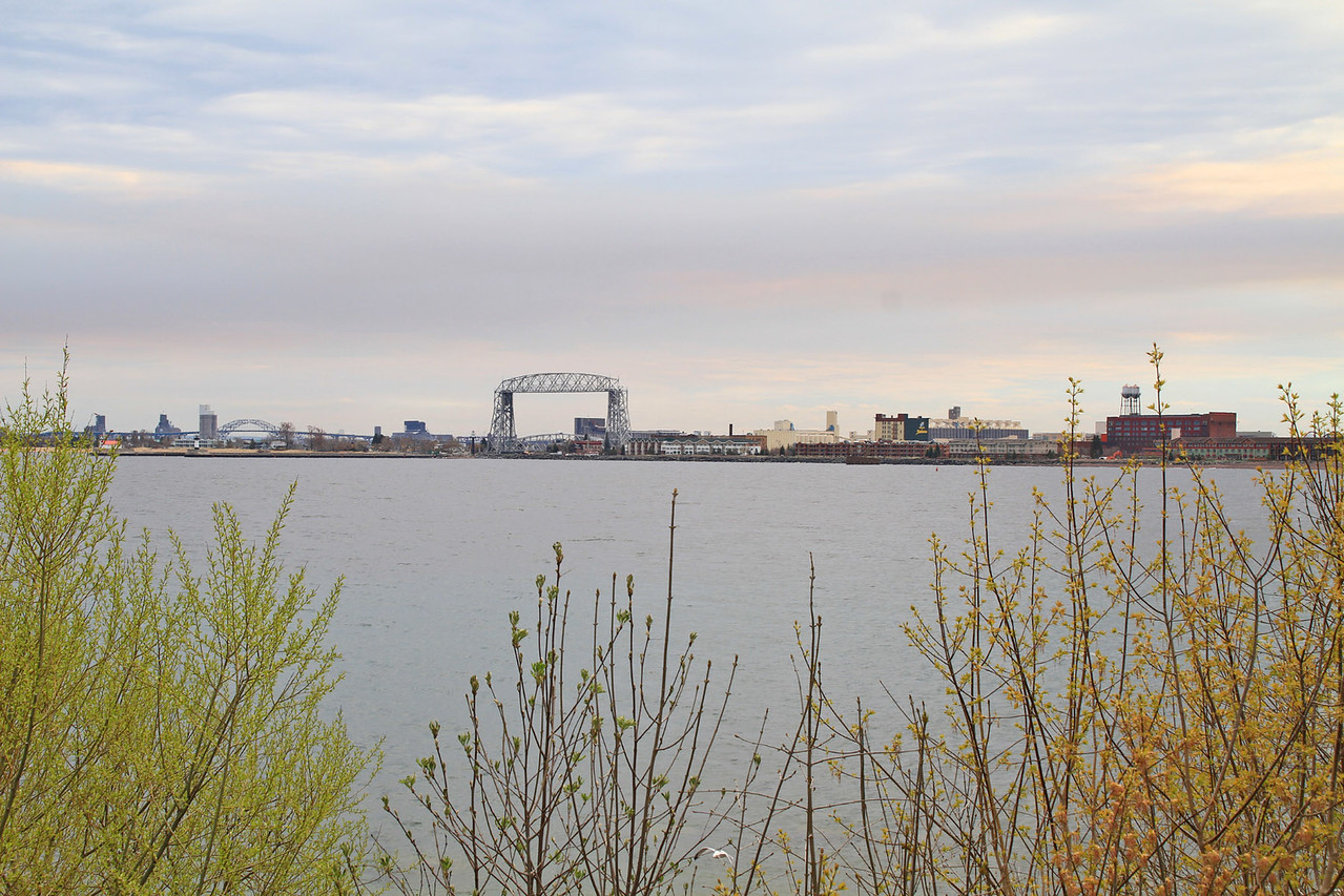 Duluth from Shoreline Park