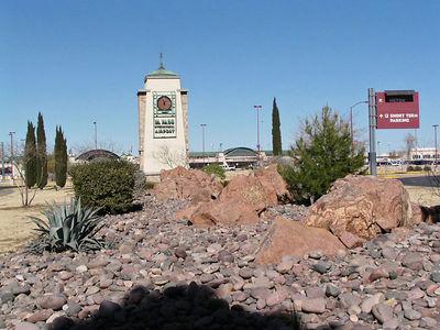 El Paso Airport