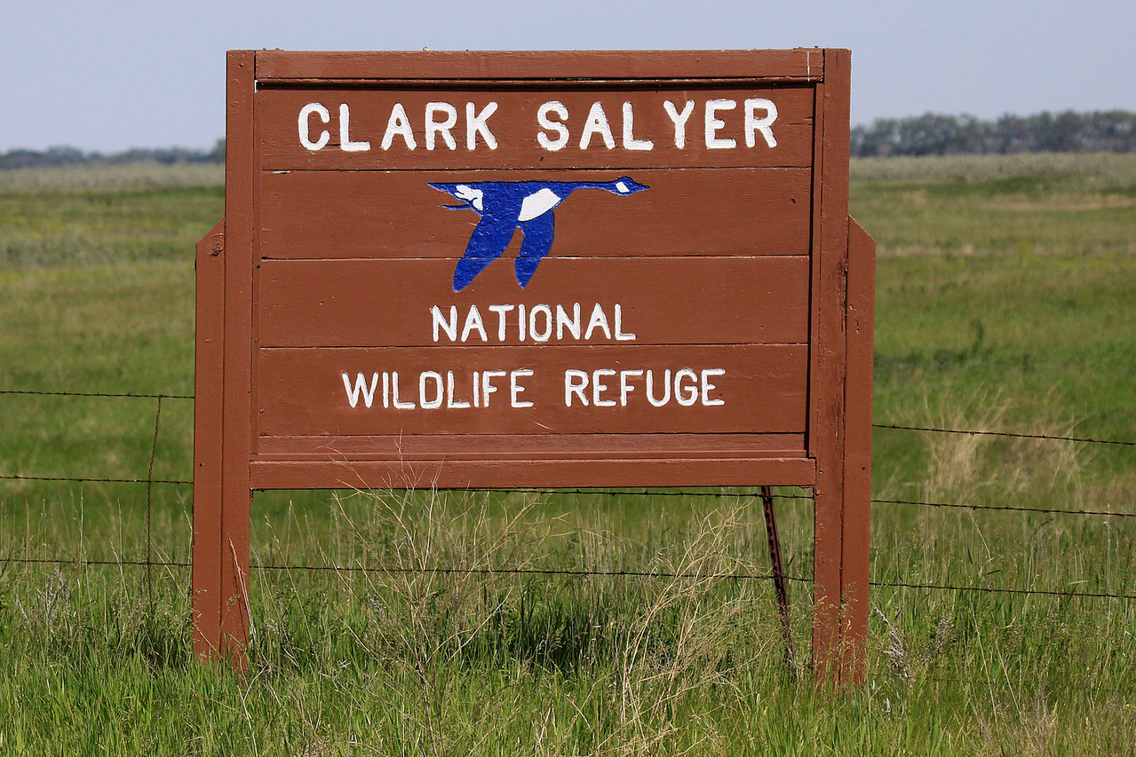 Clark Salyer National Wildlife Refuge Upham, ND