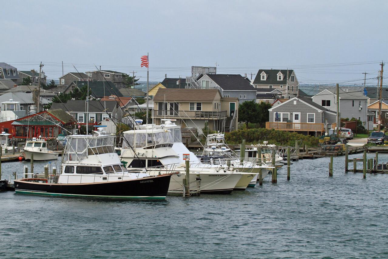 Point Judith - Block Island Ferry Landing
