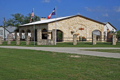 Flat Creek Estate Winery, Marble Falls, TX