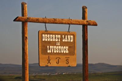 Deseret Ranch in NE Utah