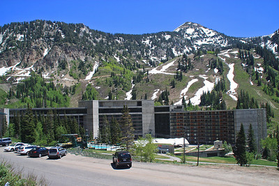 Cliff Lodge - Snowbird Ski Resort