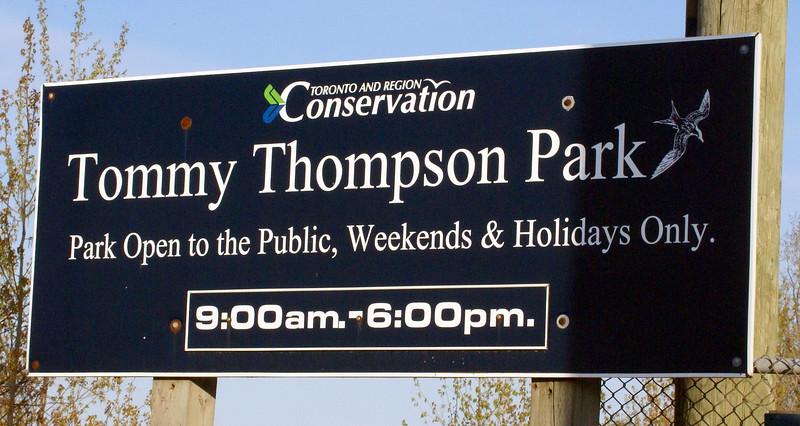 Taken at Tommy Thompson Park (Toronto, ON)