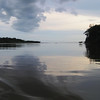 mangrove lagoon, rio tarcoles