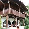 Rancho Naturalista, Tuis; veranda