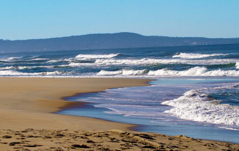 Moss Landing Beach, CA