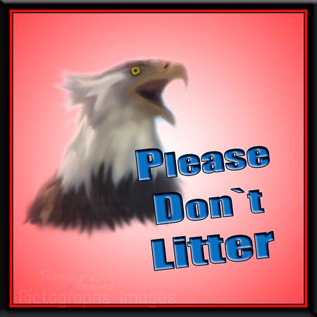 Please Don't Litter