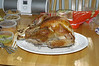 Time to eat!<br /> <br /> Thats a pretty bird!<br /> <br /> It tasted good too.