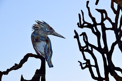 Mission Marsh Art Bird,