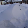 buried car