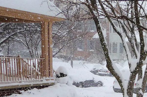 Blizzard Dec 19-20, 2009