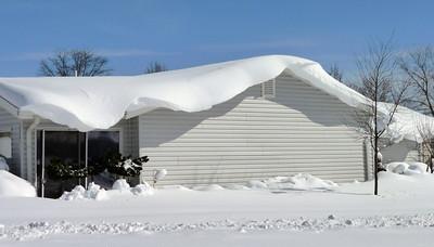 monster rooftop drifts