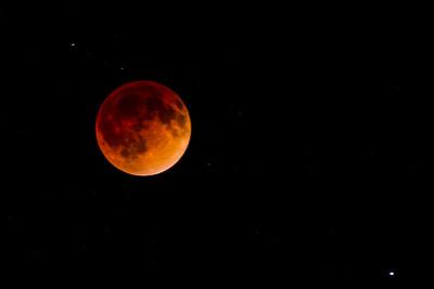 Blood Moon - 4/15/2014