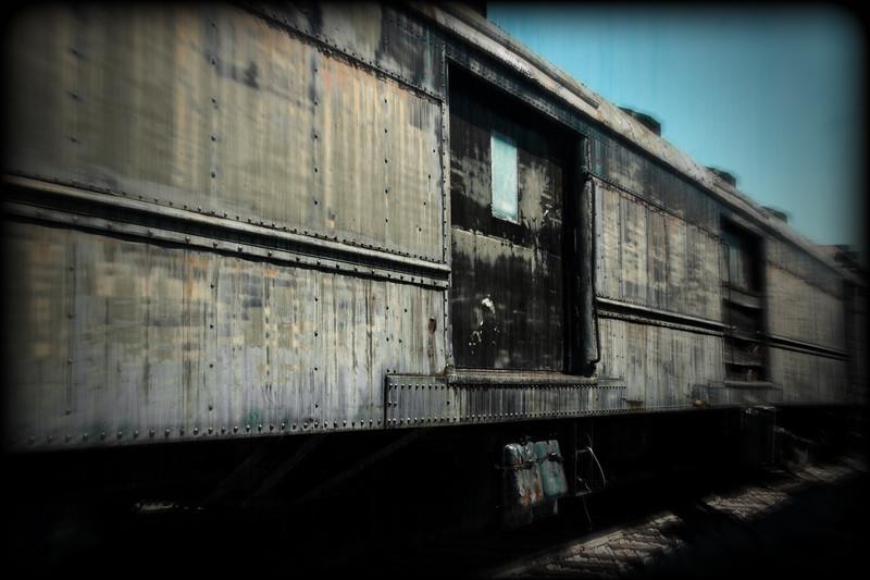 Train Freight car