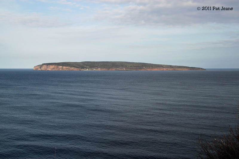 Bonaventure Island, Perce', QC. This is a duplicate from theTrip Gallery. Spent 05/30 and 05/31 on the island.