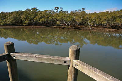 Boondall Wetlands  - Nudgee Rd 30-7-9