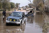 uvs100527-001 (Video snapshot)<br /> Ewan's Land Drover bogged & flooded in a river crossing.........................how embarrassing!<br /> Xakanaxa region.
