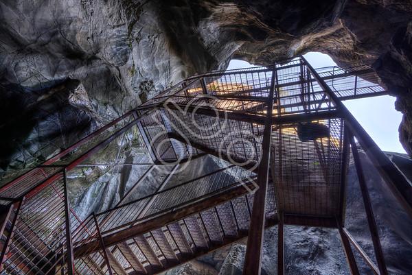 Box Canyon, Ouray, CO 2014