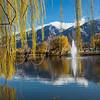 Pioneer park, Brigham City, Utah