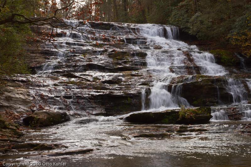 Upper Brasstown Falls