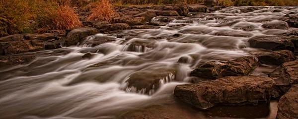 Bridges & Waterfalls
