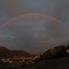 Rainbow over Tofino