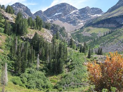 Broad Fork hike 9 6 2008