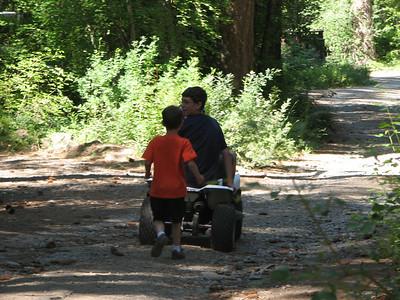 Brownlee Creek Camping