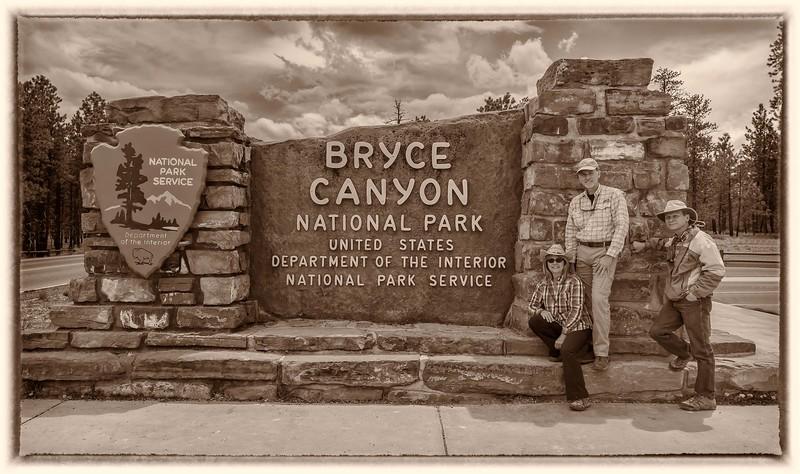 Named for Ebenezer Bryce, an early Mormon settler.