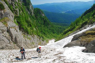 Bucegi Mountains 2010