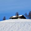Hytte på Nore Hamlagrø 25.01.2011 -8gr