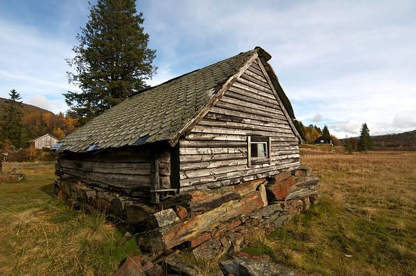 Almeningane, Bordalen okt.2012