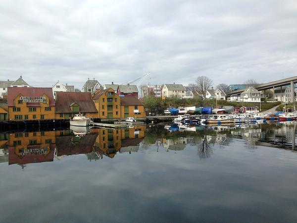 Haugesund april 2014