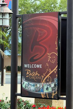 Busch Gardens Florida 2010