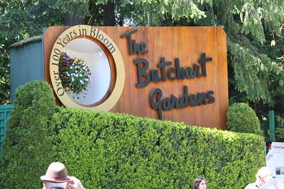 Butchart Gardens, BC - May 2009