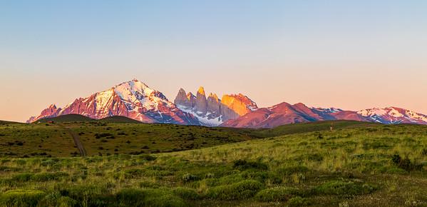 Estancia Aarmaga, Patagonia, Chile, 2019