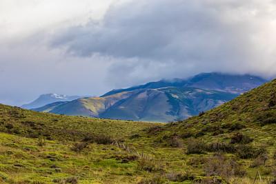 Estancia Amarga, Patagonia, Chile, 2019