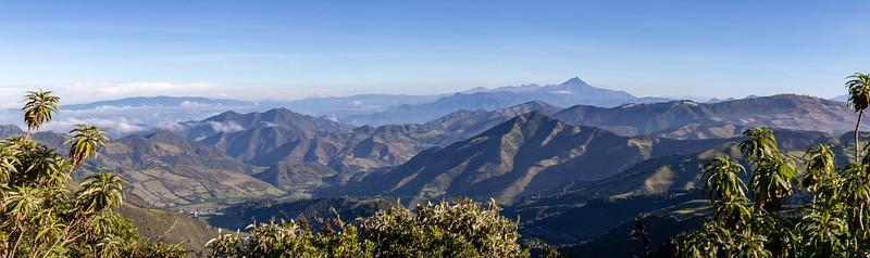 Yanacocha, Ecuador, 2018