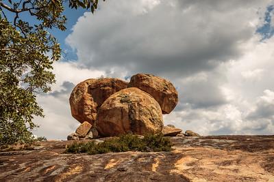 Big Cave, Matopos National Park, Zimbabwe, 2015
