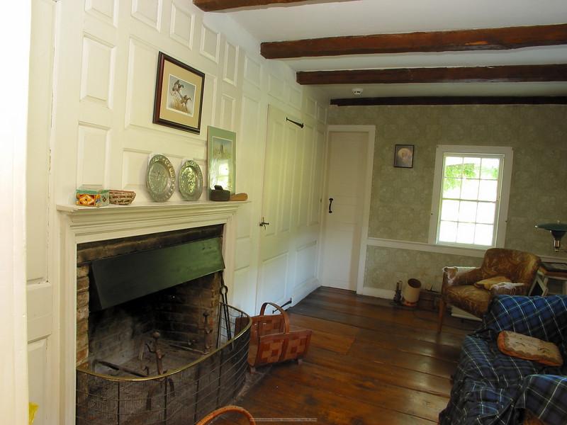 Main House - Sitting Room