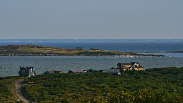 Cape Cod Bird Festival - Cuttyhunk - September 22, 2014