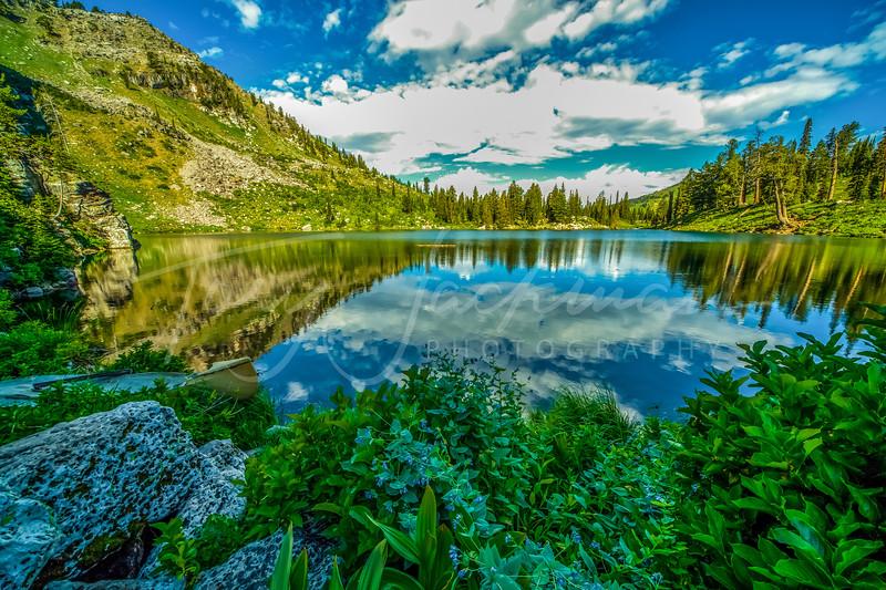 Bloomington Lake, Utah