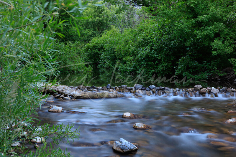 BlackSmith Fork Stream