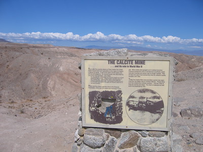 Calcite Mine - Anza Borrego