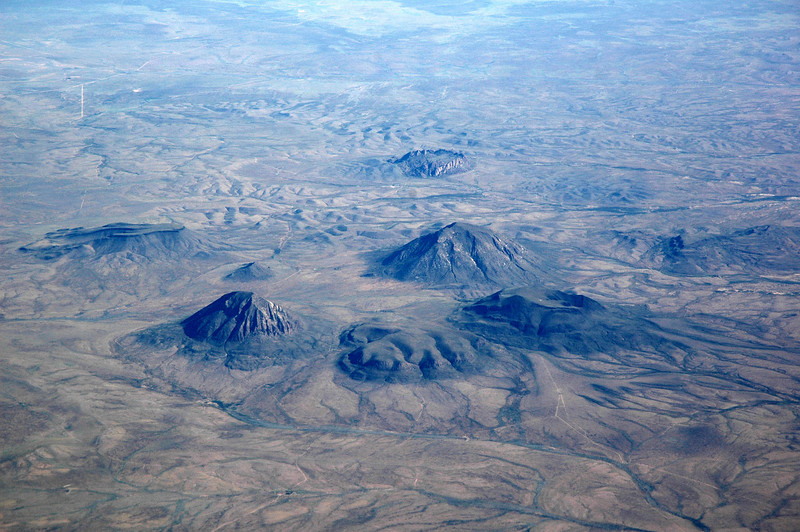 San Francisco volcanic field (I think), Northern Arizona