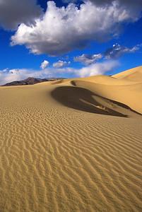Eureka Dunes, Death Valley ed1100_363