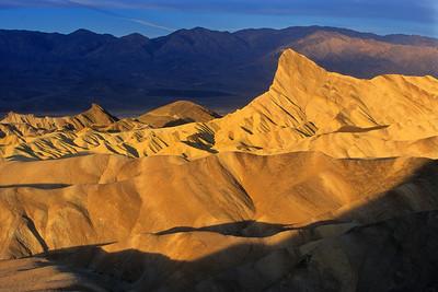 Sunrise, Zabriskie Point, Death Valley. 30_011999